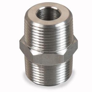NPT Hex Nipple Stainless Steel