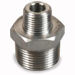 NPT Red Nipple Stainless Steel
