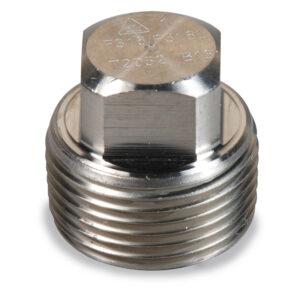 NPT Square Plug